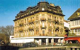 Geschäftshaus Bälliz Thun