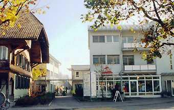 Dorfzentrum Post Münchenbuchsee