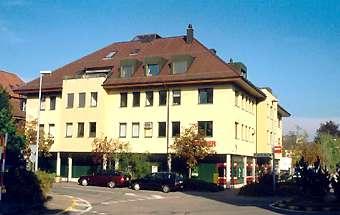 Geschäftshaus Fellenbergstrasse 11 Münchenbuchsee